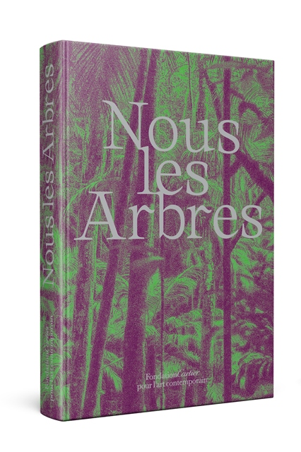 nous les arbres_catalogue_ FONDATION CARTIER_ cgconcept.be