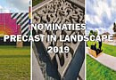 Les FEBE Elements Awards 2019 'Precast in Landscape'